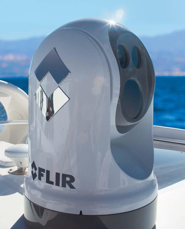 flir m400 thermal image camera
