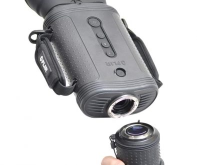 FLIR BHM Series handheld thermal image cameras
