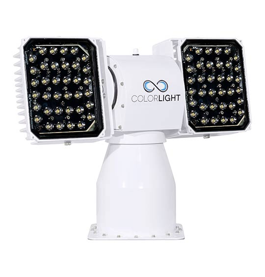Colorlight CLED LED marine searchlight