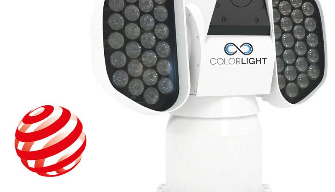 ColorLight Clite Red Dot design award winner