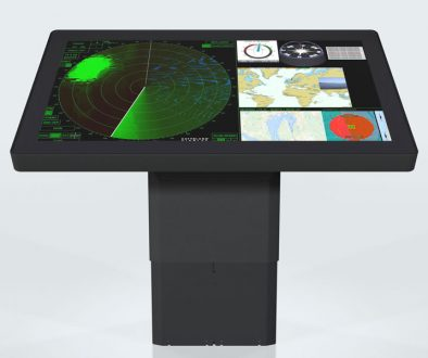 hatteland 4k ecdis 55in series x monitor