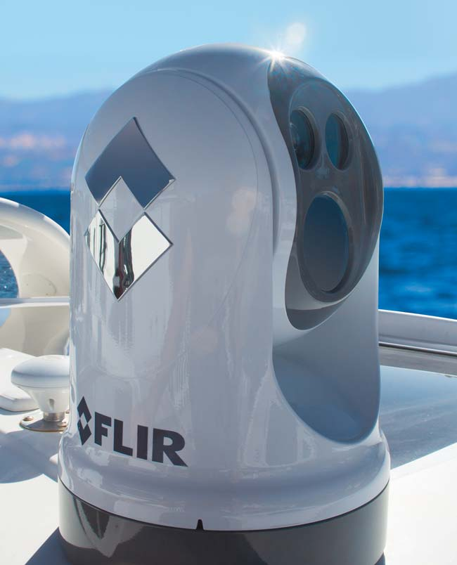flir m400 thermal image camera