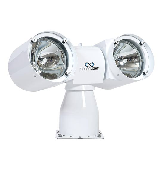 Colorlight CL25 HID marine searchlight