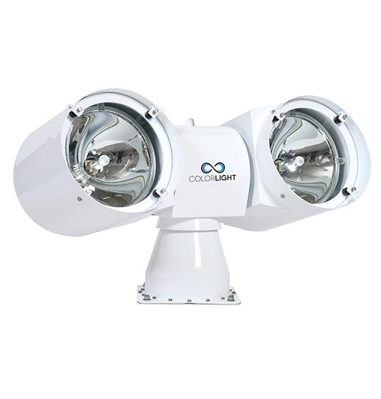 Colorlight CL35 HID marine searchlight