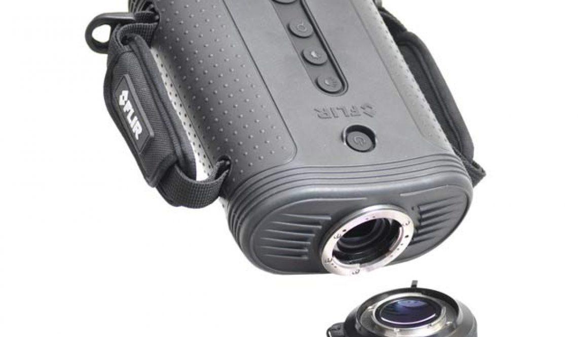 FLIR BHM Series handheld thermal image cameras