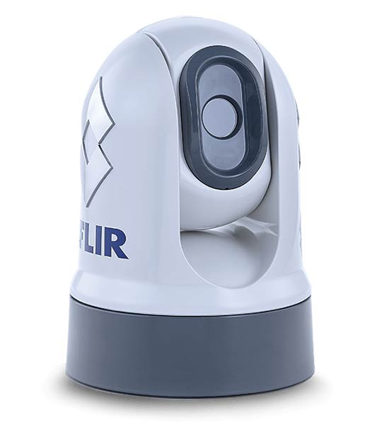 FLIR M200 marine thermal imaging camera with pan and tilt