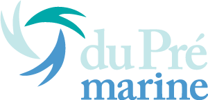 du Pre Marine logo