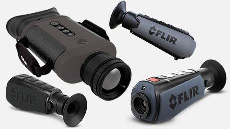 FLIR maritime handheld thermal image cameras