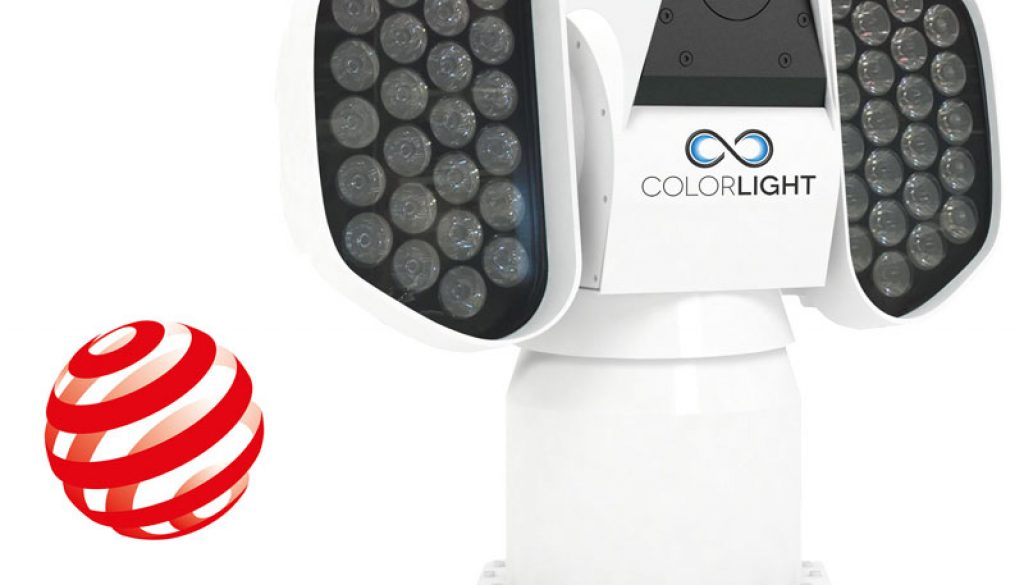 ColorLight Clite Red Dot design award winner